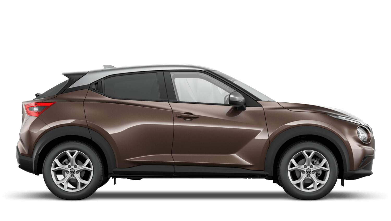 Chestnut Bronze with Blade Silver Roof Next Generation Nissan Juke
