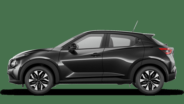 Pearl Black Next Generation Nissan Juke