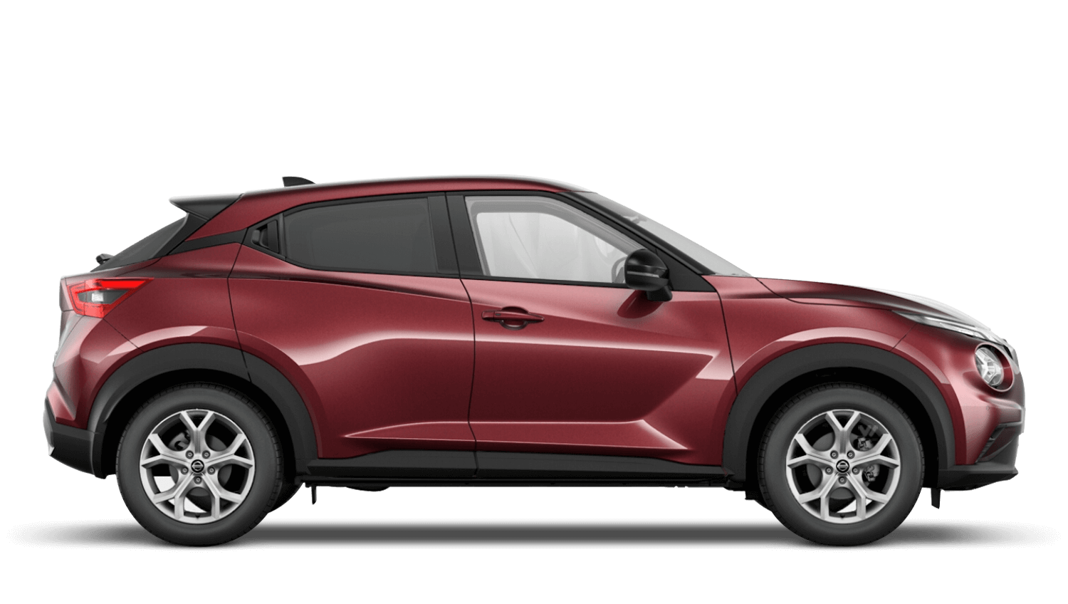 Burgundy Next Generation Nissan Juke