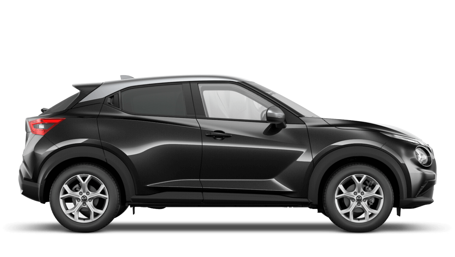 Pearl Black with Blade Silver Roof Next Generation Nissan Juke