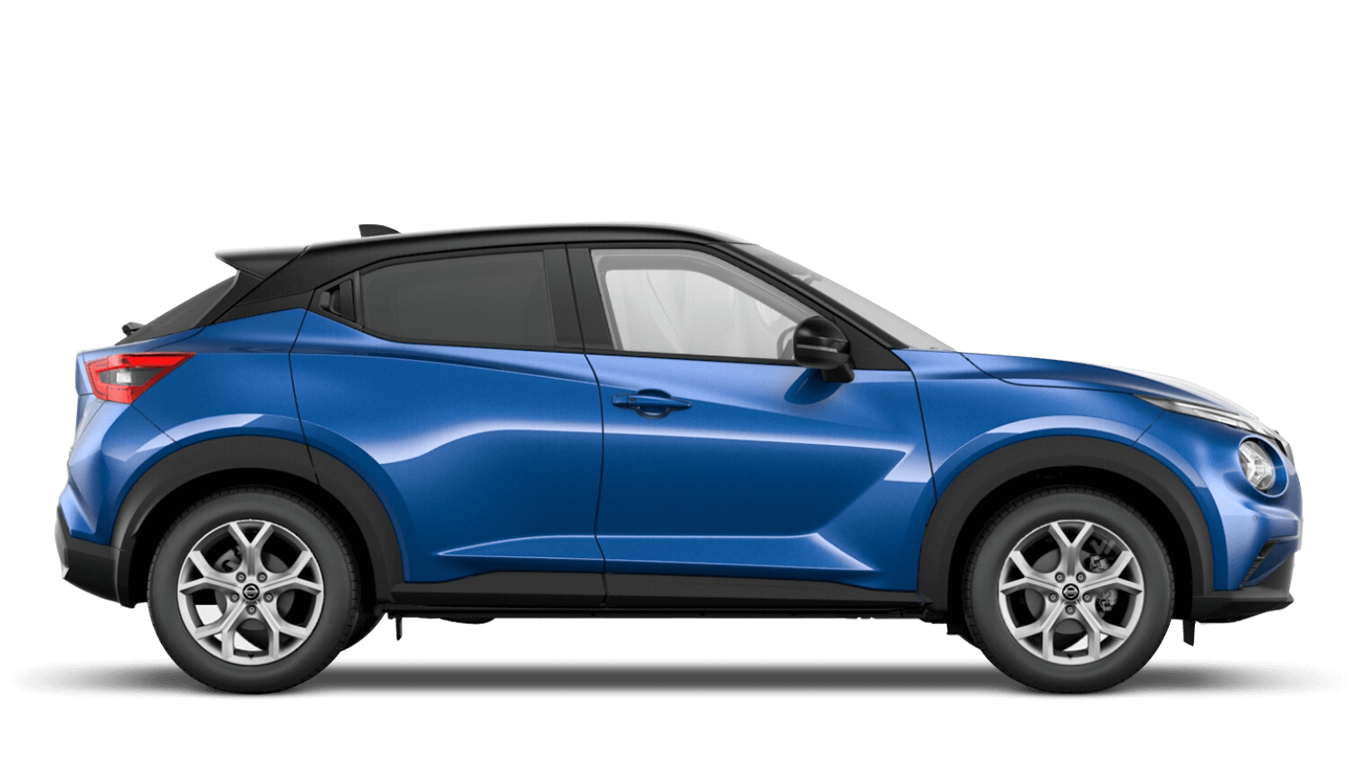 Vivid Blue with Pearl Black Roof Next Generation Nissan Juke
