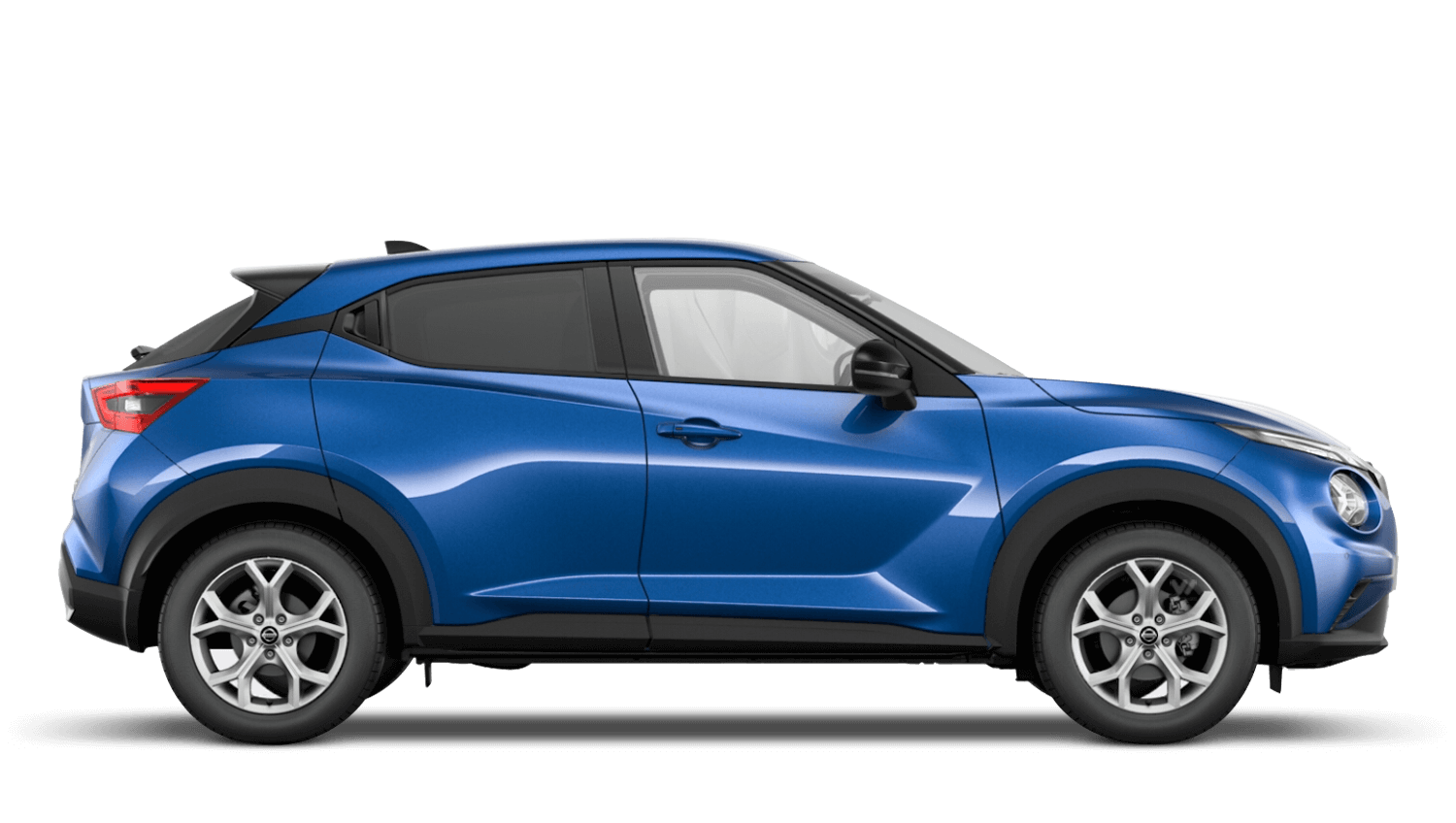 Vivid Blue Next Generation Nissan Juke