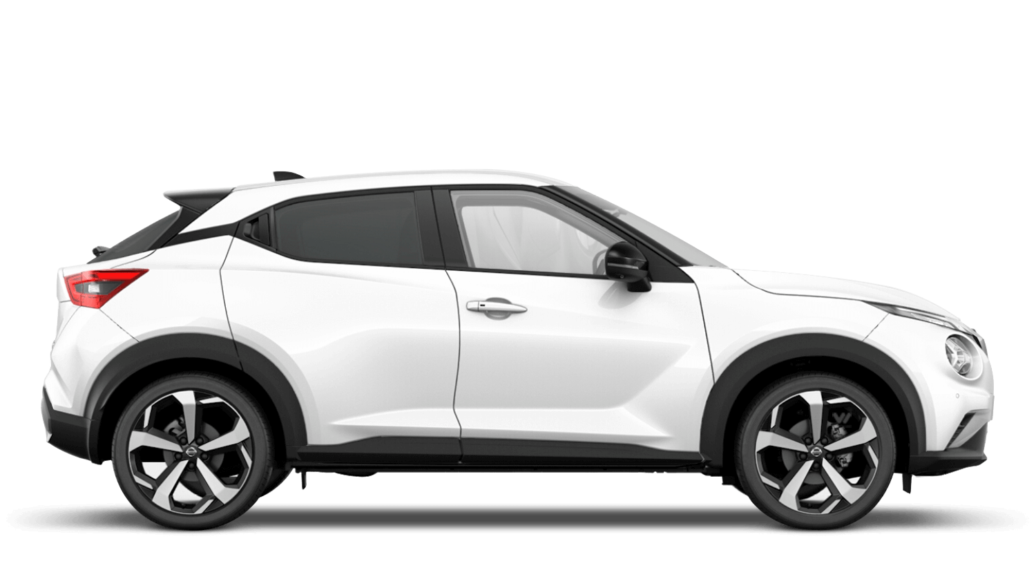 Arctic White Next Generation Nissan Juke