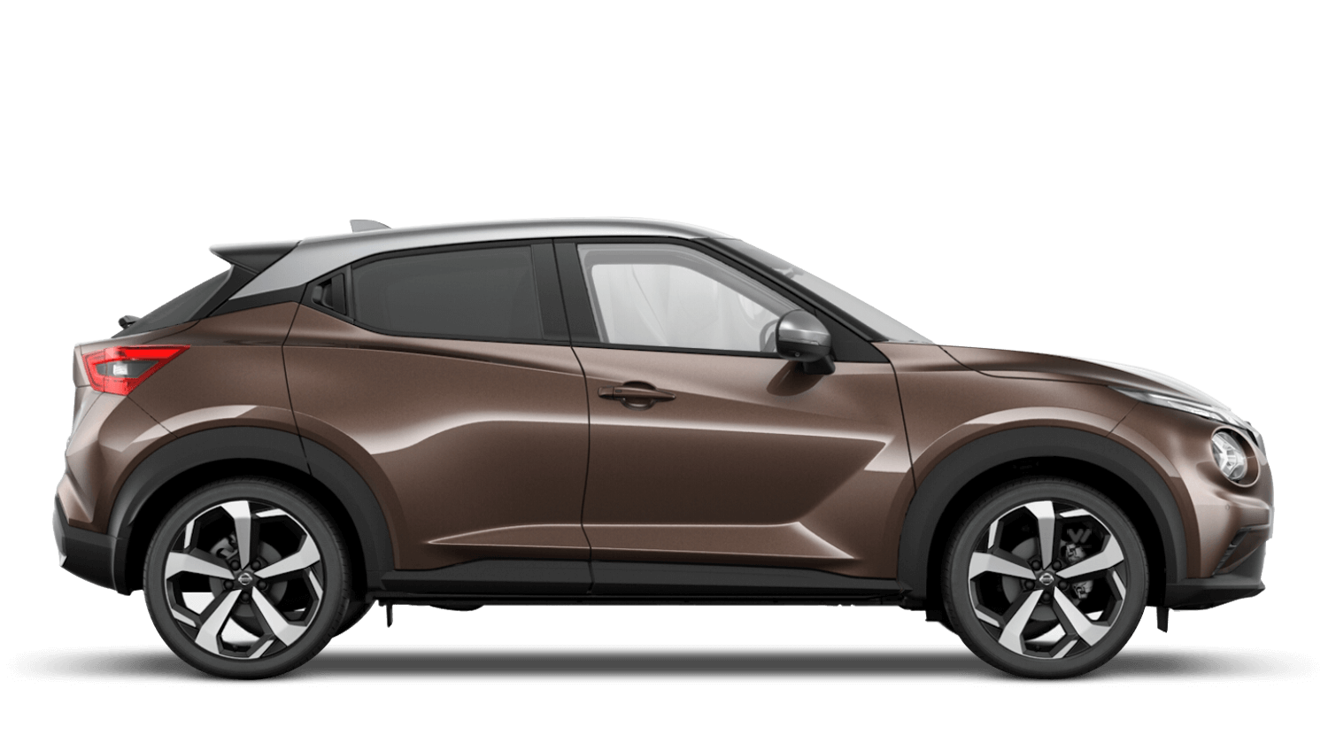 Chestnut Bronze with Blade Silver Roof Next Generation Nissan Juke