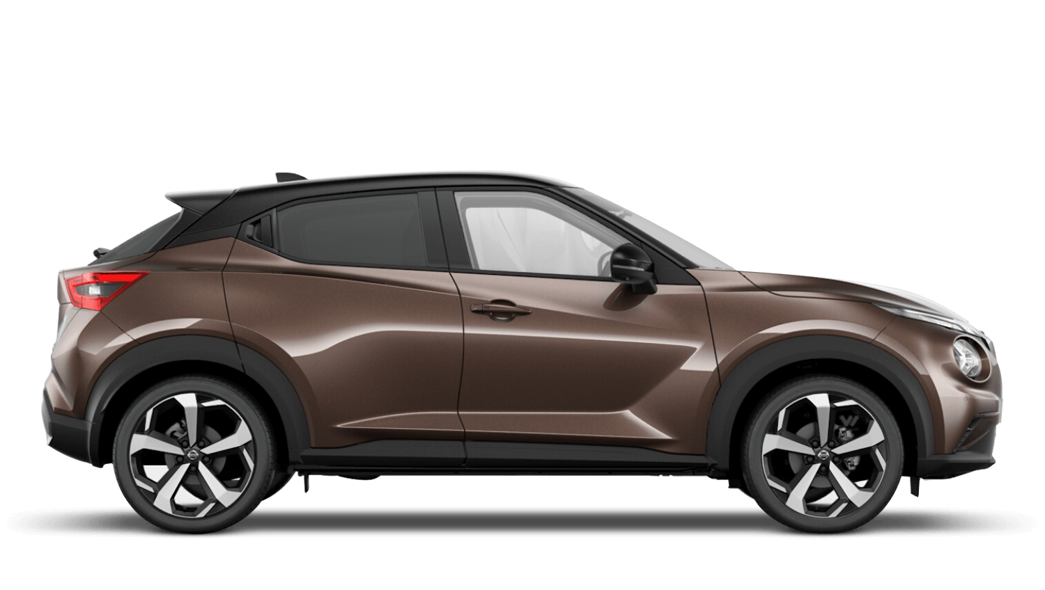 Chestnut Bronze with Pearl Black Roof Next Generation Nissan Juke