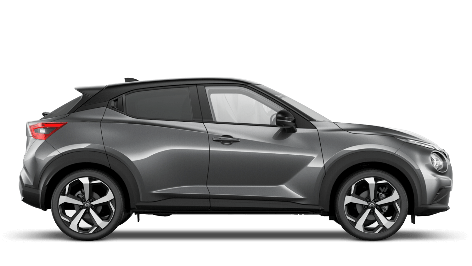 Gun Metallic with Pearl Black Roof Next Generation Nissan Juke