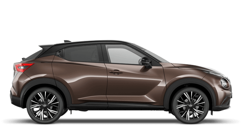 Nissan Juke New Tekna-plus
