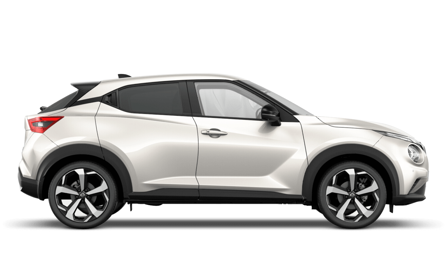 Storm White Next Generation Nissan Juke