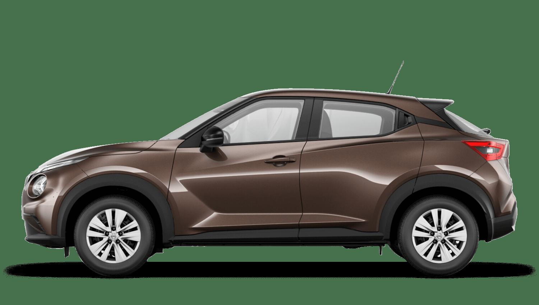 Chestnut Bronze Next Generation Nissan Juke