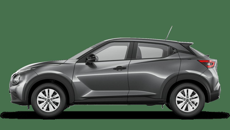 Gun Metallic Next Generation Nissan Juke