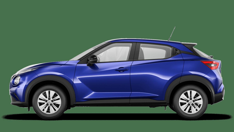 Ink Blue Next Generation Nissan Juke