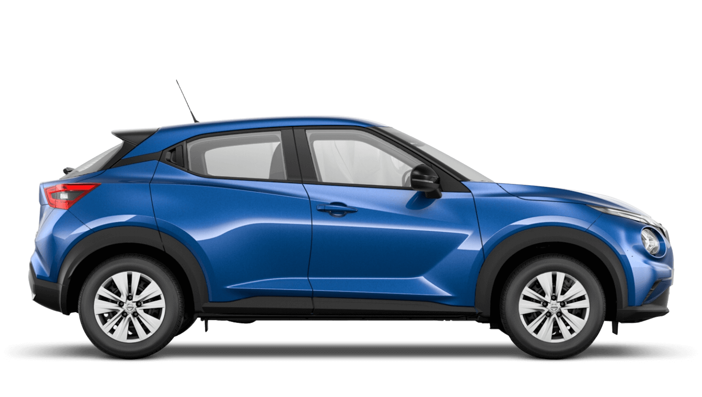 Vivid Blue Next Generation Nissan Juke