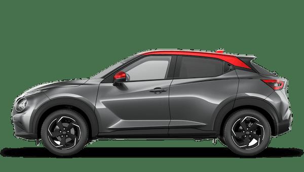 Next Generation Nissan Juke N Connecta
