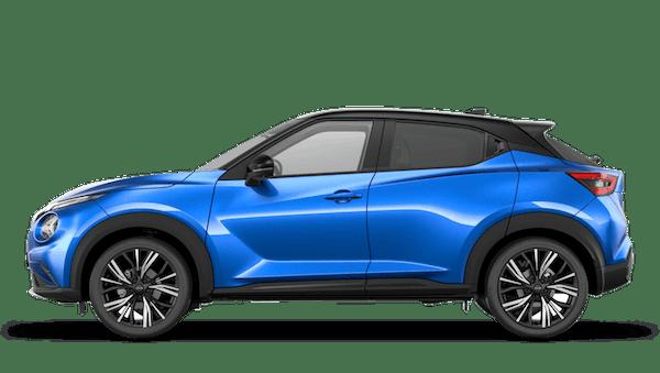 Next Generation Nissan Juke Tekna+