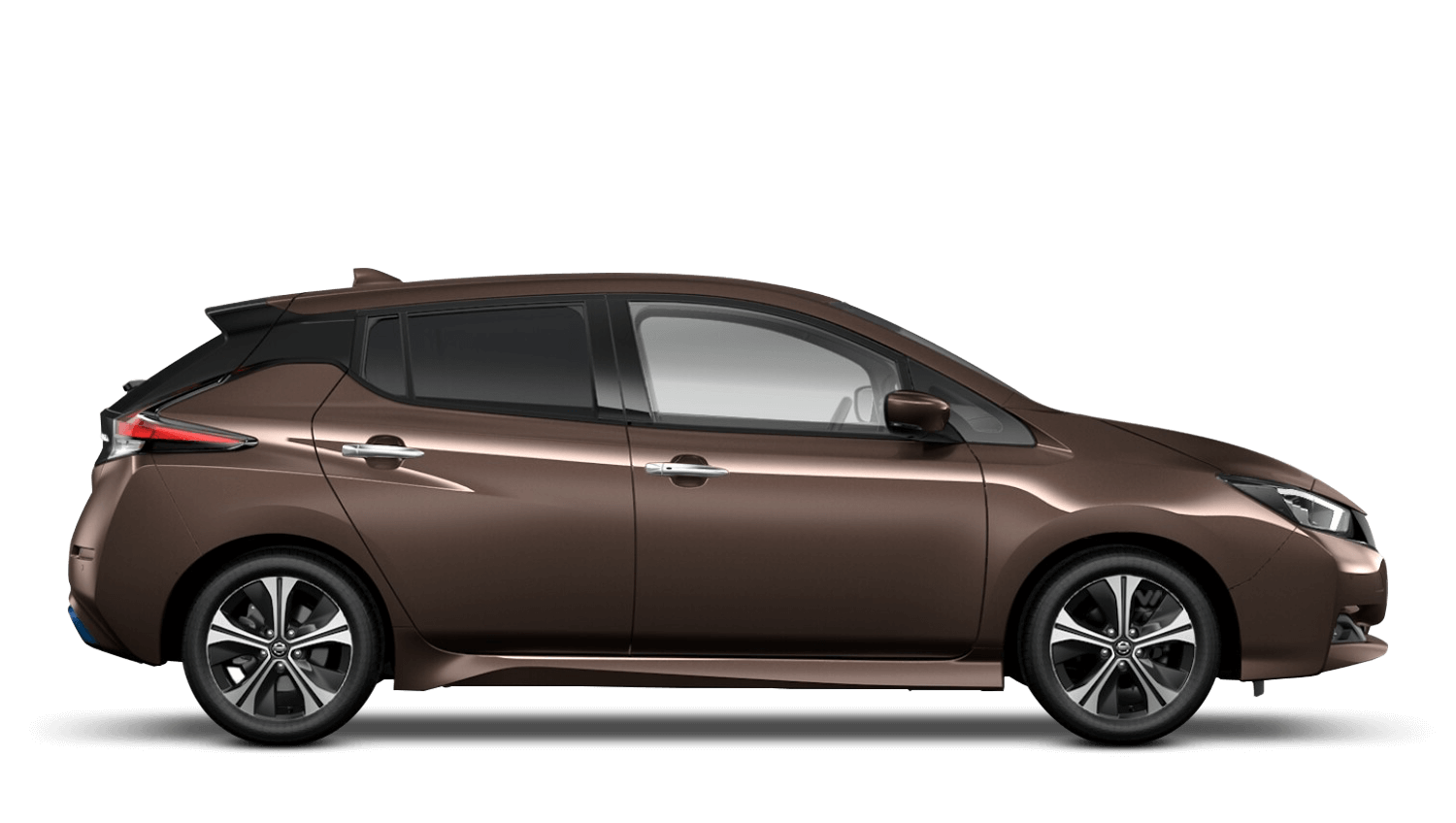 Chestnut Bronze Nissan LEAF