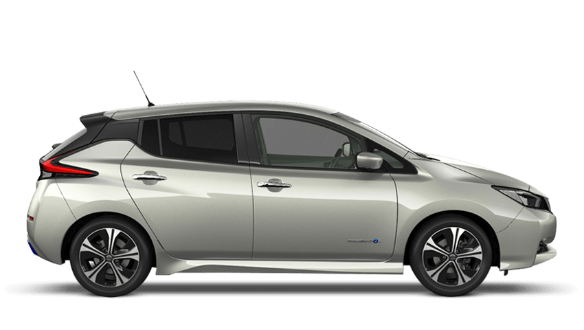 Spring Cloud Green Nissan LEAF