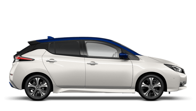New Nissan LEAF E+ Tekna 62kw Offer