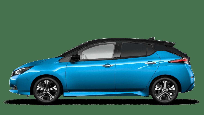 New Nissan LEAF N-Connecta