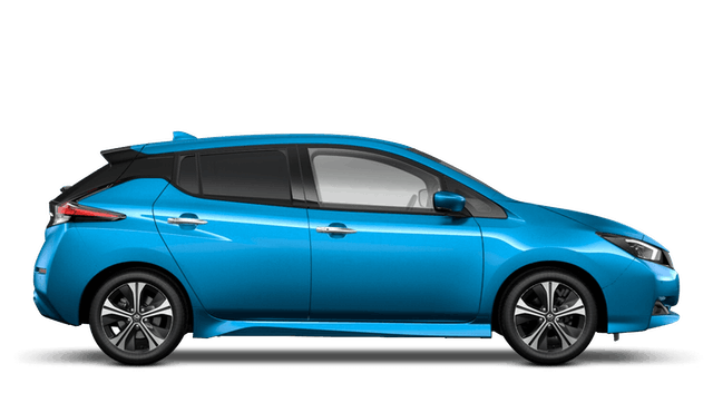 New Nissan LEAF 40KWH N-Connecta Offer