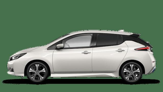 New Nissan LEAF Tekna Offer
