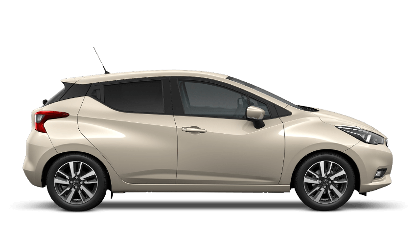 Ivory Nissan Micra