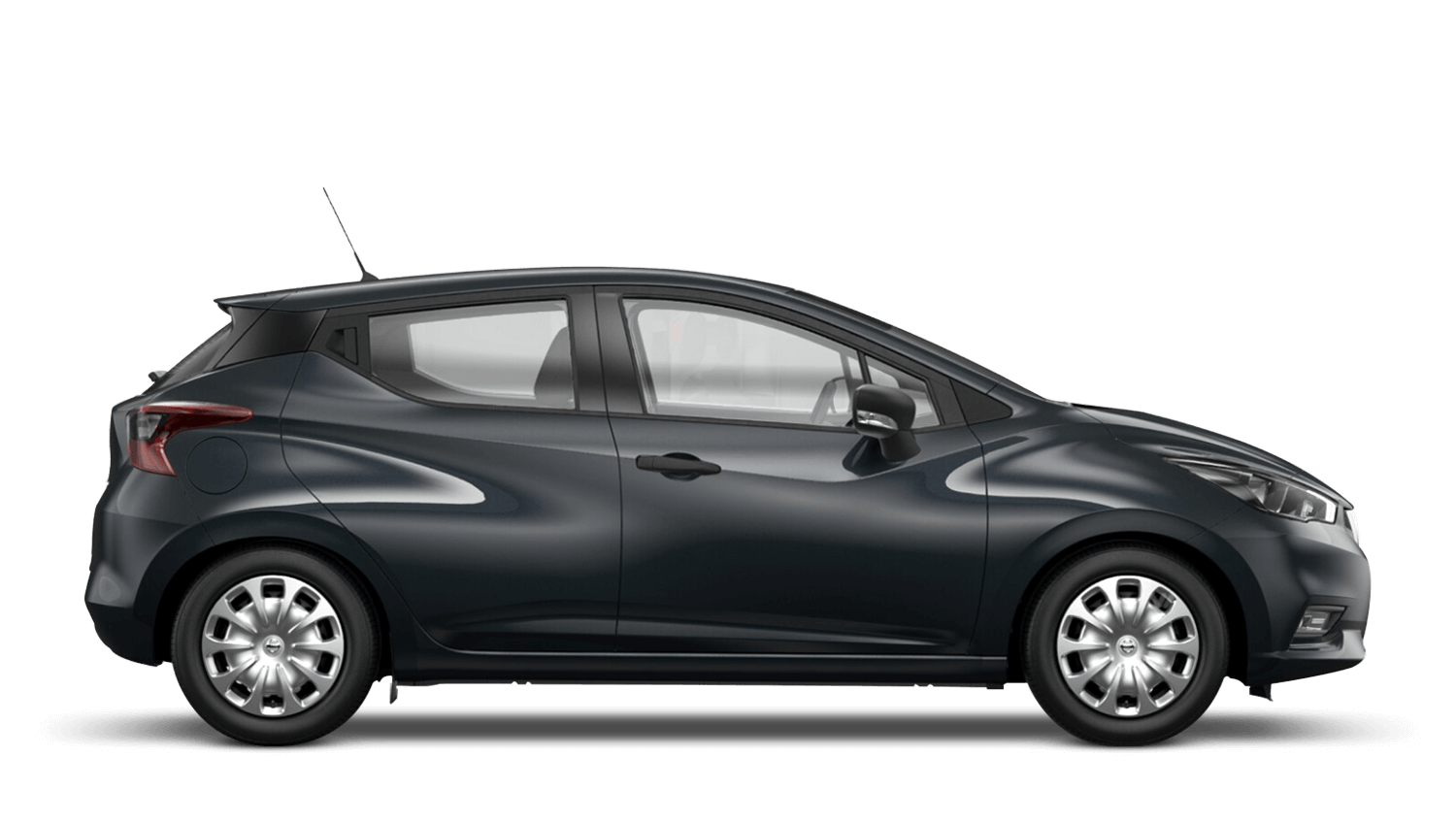 Echo Grey Nissan Micra