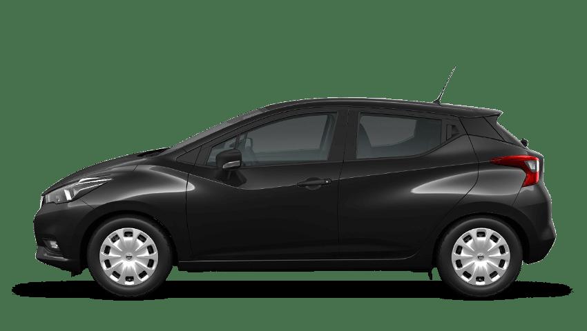 Enigma Black Nissan Micra