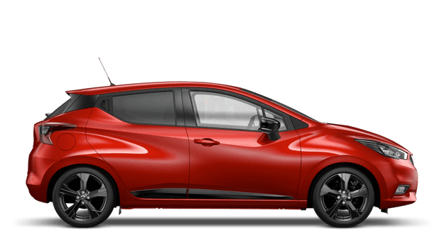 New Nissan Micra N-Sport Offer