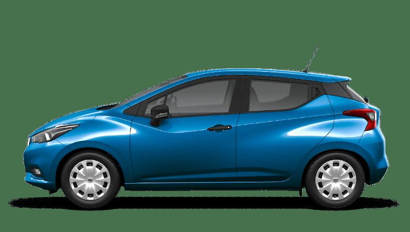 Nissan Micra Visia-plus