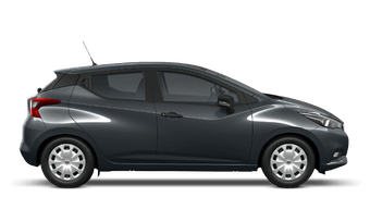 Nissan All-new Micra Visia+
