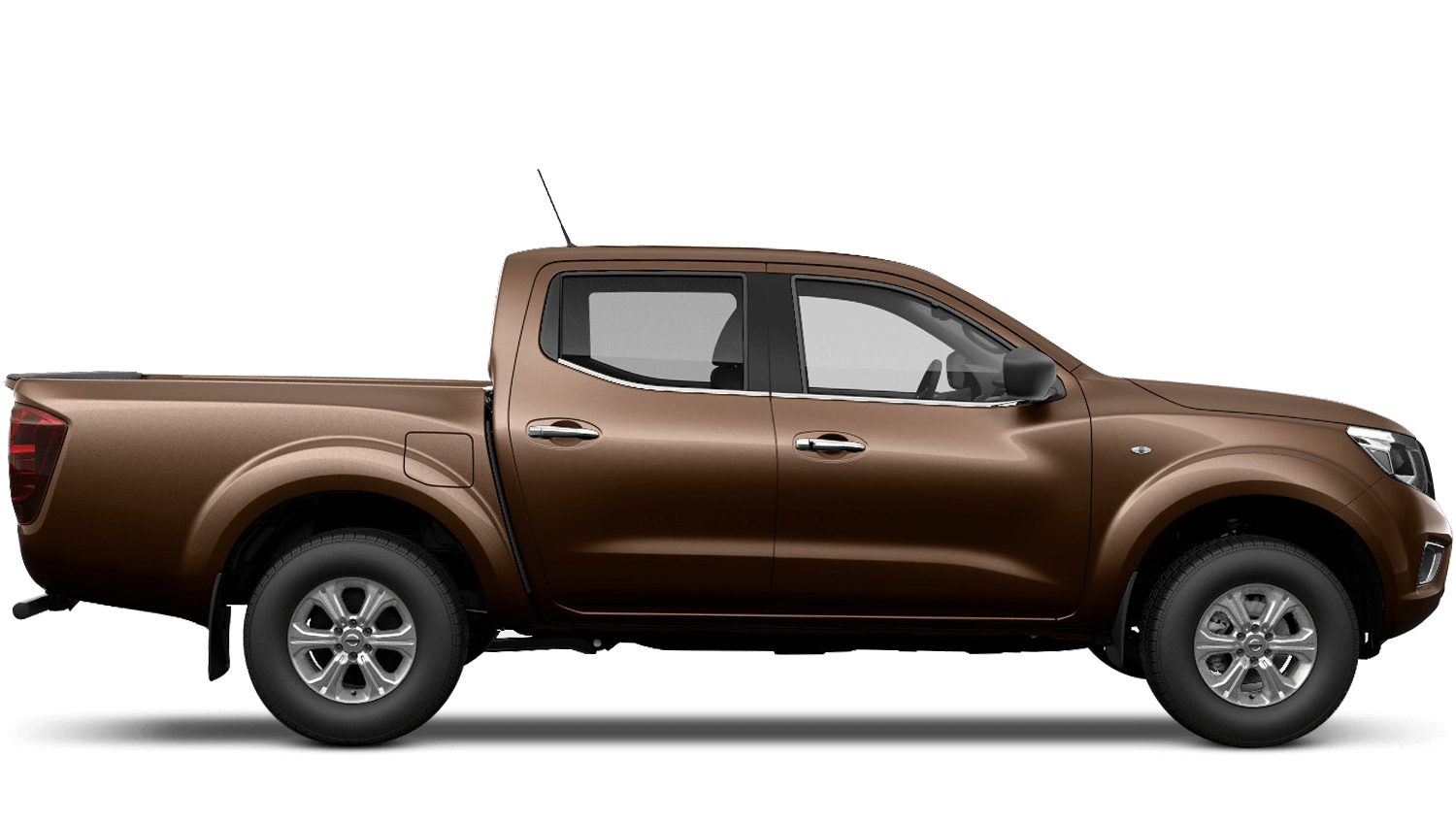 Earth Bronze Nissan Navara