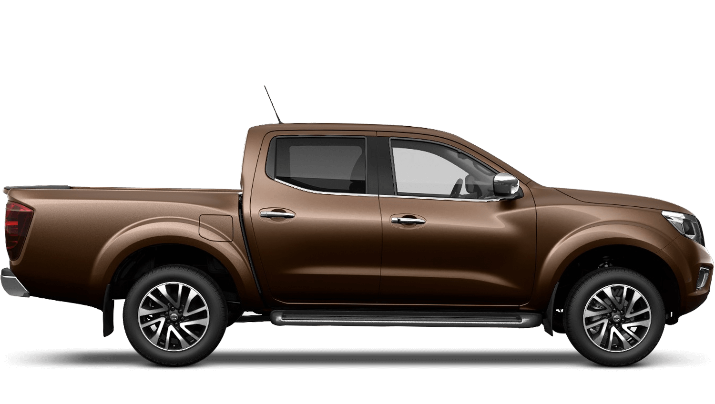 Earth Bronze Nissan Navara