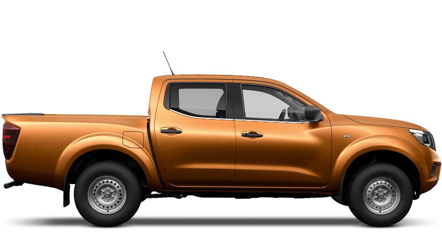 Savannah Yellow Nissan Navara