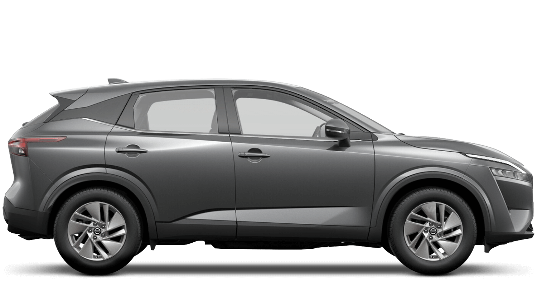 Gun Metallic All-New Nissan Qashqai
