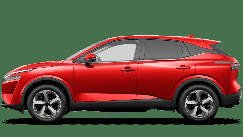Fuji Sunset Red All-New Nissan Qashqai