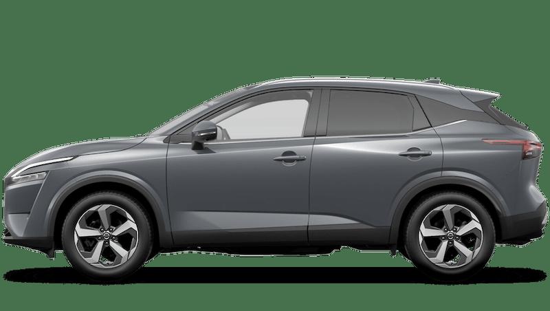 Ceramic Grey All-New Nissan Qashqai