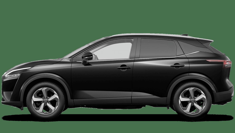 Pearl Black Grey Roof All-New Nissan Qashqai