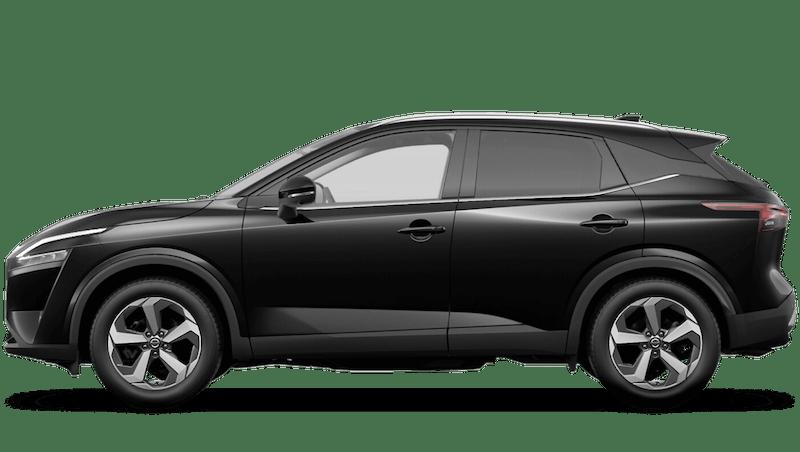 Pearl Black All-New Nissan Qashqai