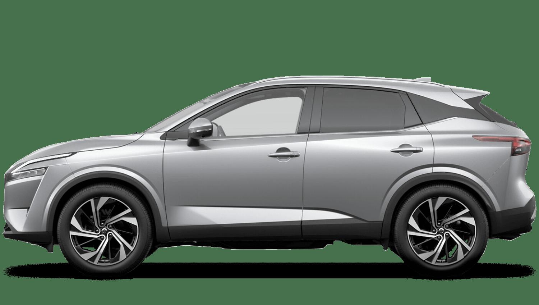 Blade Silver All-New Nissan Qashqai