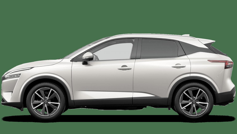 Storm White All-New Nissan Qashqai