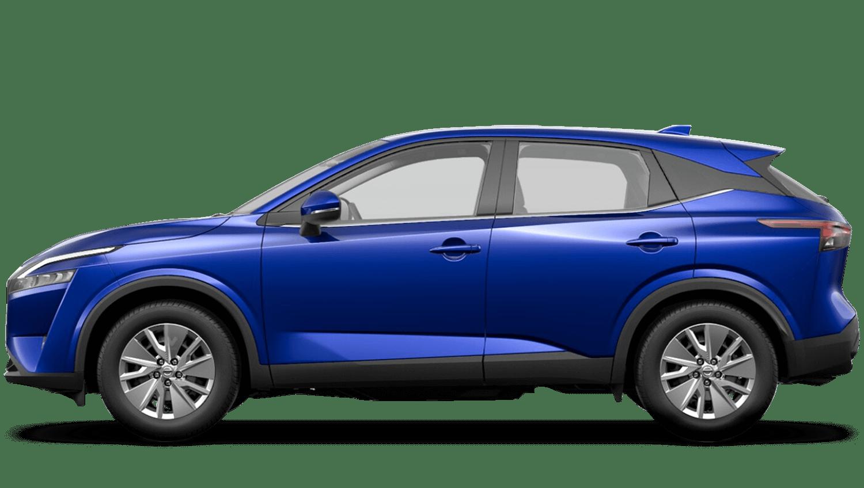 Ink Blue All-New Nissan Qashqai