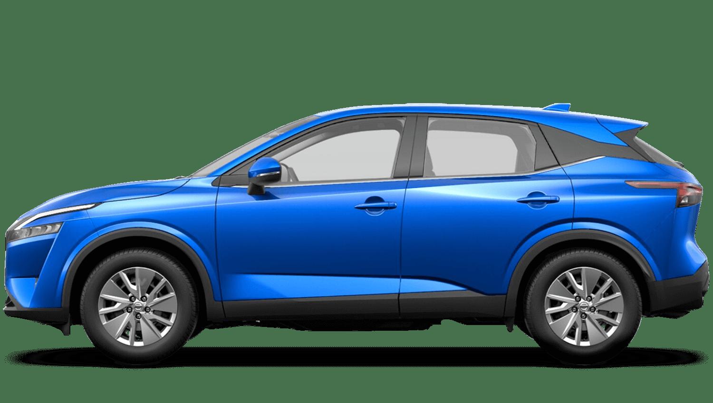 Magnetic Blue All-New Nissan Qashqai