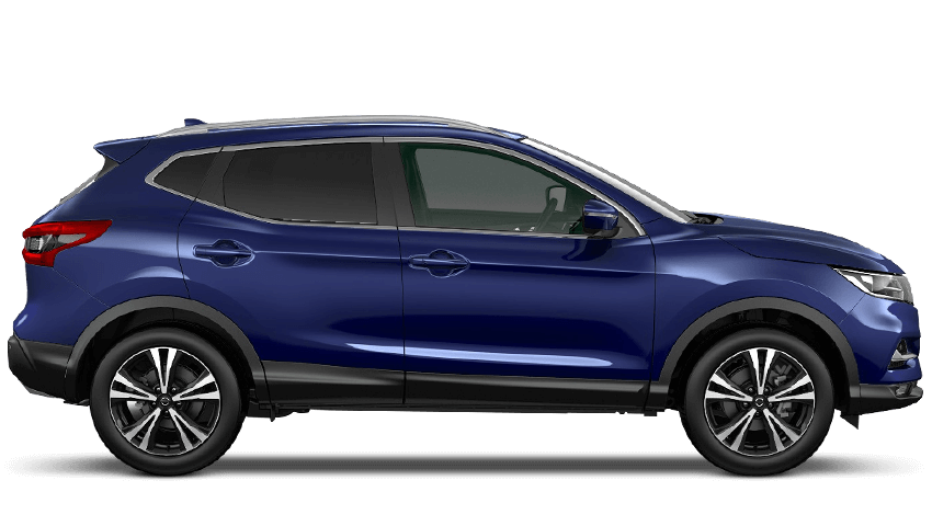 Qashqai From £285 Per Month & £1,000 Deposit