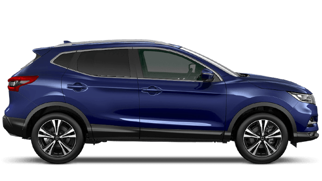 New Nissan Qashqai DiG-T 160 N-Connecta Glass Roof Pack Offer