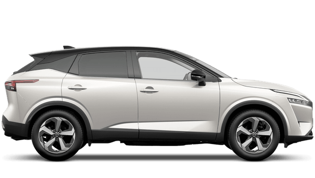 New Nissan Qashqai DiG-T N-Connecta Glass Roof Pack Offer