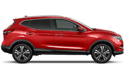 All-new Nissan Qashqai