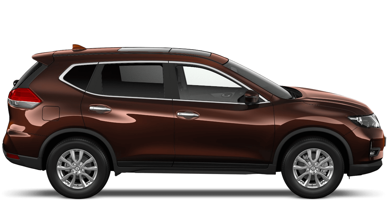 Picador Brown Nissan X Trail