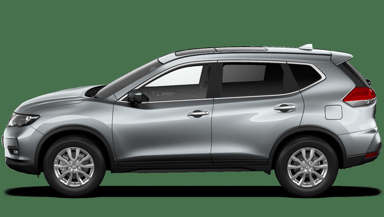 Universal Silver Nissan X Trail