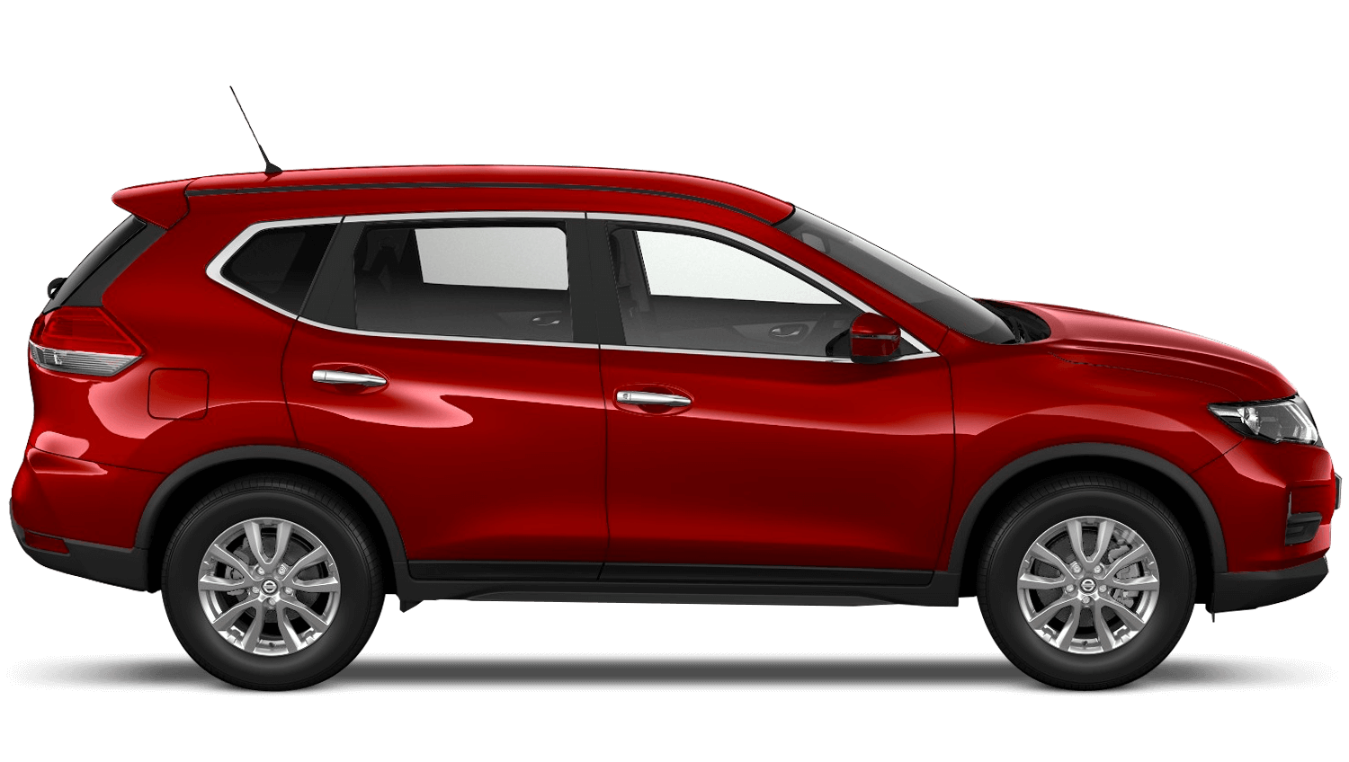 Chilli Pepper Nissan X Trail