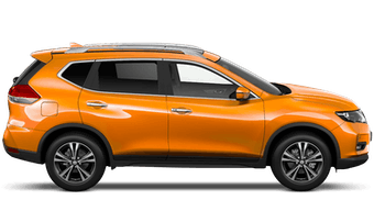 Nissan All-new X-Trail N-connecta